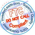 FTC Compliant Investor Lead Lists