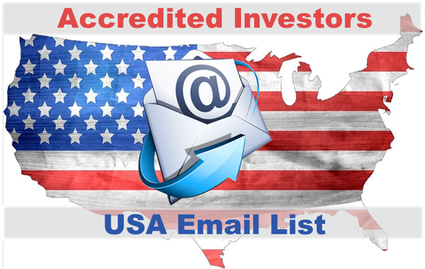 Accredited Investor Email List